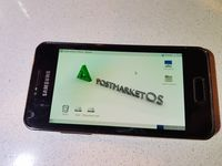 MATE running on Samsung Galaxy S Advance (i9070)